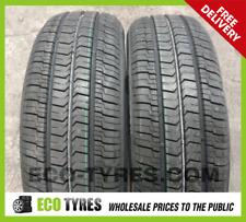 205/65 R16c Budget Tyres 107/105R LT M+S   X2  *NEW* CHEAP 2056516c PAIR VAN