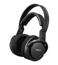 Sony MDR-RF855RK Kopfbügel Kabellos Kopfhörer - Schwarz