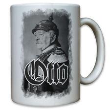 Otto von Bismarck mit Pickelhaube Parade Uniform Preußen Kanzler - Tasse #12530