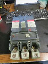 Ge 400 Amp, 3 Pole, 600 Volt Circuit Breaker Sela36At0400 (Very Nice)
