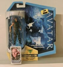 2009 MATTEL AVATAR CPL. LYLE WAINFLEET FIGURE WEBCAM I-TAG NEW