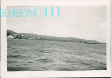 Photo Freetown Sierra Leone From HMS Campania Operation Hurricane 1952 P2