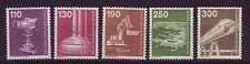 Briefmarken aus Berlin (1980-1990) mit Technik-Motiv