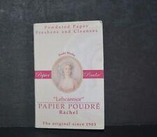 Papier Poudre Oil Blotting Papers - Rachel ( 1 BOOKLET 61 PAGES)