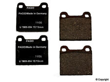 Pagid Disc Brake Pad fits 1969-2004 Volvo 245 242,244 740  WD EXPRESS