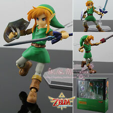 Figma Action Figure Series EX-032 LINK Between World ver - DX Edition Zelda