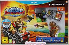 Skylanders Superchargers Nintendo WII U Starter Pack Donkey Kong Barrel Blaster