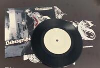 """Kirchenbrand - Liebesgrüße aus Braunau 7"""" EP   Vinyl Testpressung,Black Metal"""