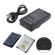 Battery Charger For Nikon EN-EL19 S2600 S2500 S3100 S3300 S3300 S4100 Battery