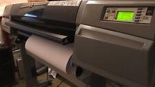 HP Designjet 5500 42 Zoll Plotter (107 cm) UV überholt 3100m² A0+ TOP ZUSTAND