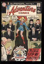 Adventure Comics (1938) #383 3.0 Gd/Vg Please Stop My Funeral!