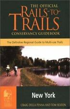 Rails-to-Trails New York: The Official Rails-to-Trails Conservancy Guidebook (R