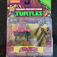 Krang - Teenage Mutant Ninja Turtles Classic Collection TMNT Retro Action Figure