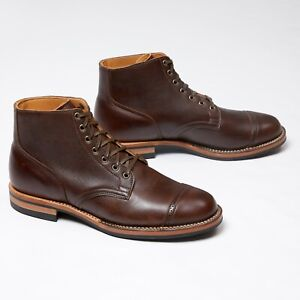 Viberg Service Boot - Snuff Naked Kudu - 2030 - Size 11 - Made in Canada