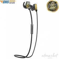 Monster ROC Sport SUPERSLIM Wireless earphone Bluetooth Ronaldo MH ROC IE BPL BT