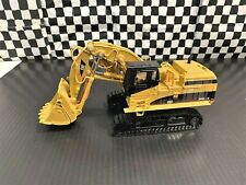 Norscot Caterpillar 365C Front Shovel w/Metal Tracks - Yellow/Black - 1:50 Boxed