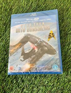 Star Trek Into Darkness [Blu-ray] [Region Free] - DVD  E6VG The Cheap Fast Free