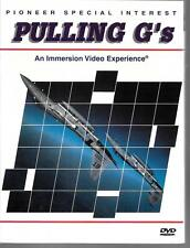 Pioneer Pulling G's An Immersion Video Experience USED DVD