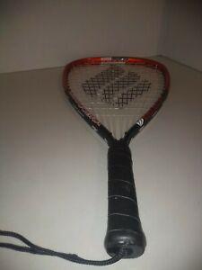 Eltelon Powerfan Cobra 950 racquetball racquet.