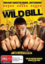 Wild Bill (DVD, 2013)
