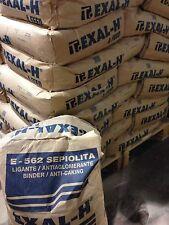 20Kg Chinchilla & Degu Dust Sand Bath Fur Cleaning Sepiolita 100% Safe Guarantee