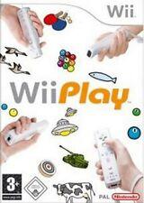 Nintendo Wii +Wii U PLAY Viele neue Party Spiele Sehr guter Zustand