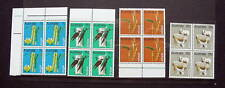Australia 1969 Primary Industries Block Of 4 Mint Nh