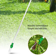 Weed Puller Weeder Garden Lawn Remove Fork Weeding Cutter Remover Extractor Tool
