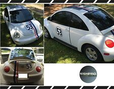 AUTH HERBIE THE LOVE BUG DECAL STICKER KIT ORIGINAL