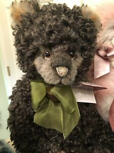"""Victor Charlie Bears 18 """" Wonderful, soft and tactile plush.2019 Must have!"""