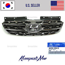 GRILLE FRONT BUMPER (GENUINE) 863502M010 HYUNDAI GENESIS COUPE 2009-2011