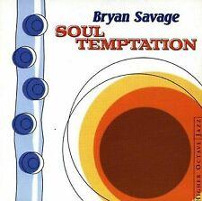 Soul Temptation Savage, Bryan Audio CD Used - Very Good