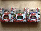 world tech toys 34900-34898-34890 2-channel copter Lot Of  3