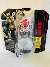 Bakugan - CHARACTER pack - ARANAUT - translucent - w/FIGURE - new