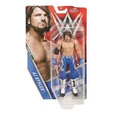 AJ Styles Basic Series 76 WWE Mattel Brand New Figure Toy - Mint Packaging