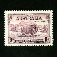 Australia Stamps # 149 VF OG LH Catalog Value $35.00