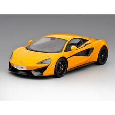 1-18 2017 McLaren 570S Volcano yellow TOP SPEED TS0046
