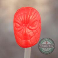 "ML227 Custom Sculpt Cast Spider-Man head use w/6"" Marvel Legends"