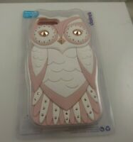 fits iPhone 6 plus, 7 & 8 + plus phone case rose gold Owl oversize