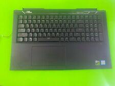 "New listing Over Powered Op-Lp3 17.3"" Laptop Backlit Keyboard Palmrest Touchpad Op-Lp3Bk"