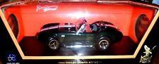 car 1/18 ROAD SIGNATURE 92058 AC SHELBY COBRA 427 S/C GREEN 1964 NEW BOX