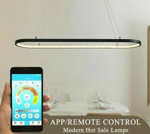 Chandelier Home Lighting App Control Pendants Living Room Indoor Lamp Bedroom