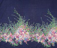 110 cm Breite Baumwolle Blumen Druck Material Nähen Handwerk By The Meter