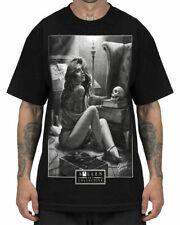Sullen Art Collective Men's Muse Graphic T-shirt Black Size Small