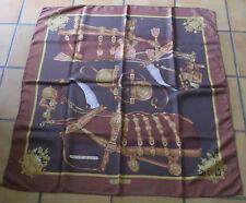 6cb473559d Écharpes et châles foulard marron HERMÈS pour femme | Achetez sur eBay