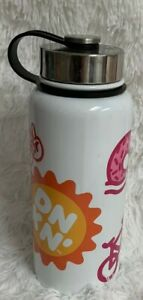Dunkin Donuts 32oz Hydration Tumbler Bottle NEW Insulated Travel Thermos