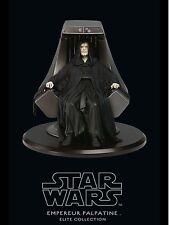 Star Wars Elite Collection Emperor Palpatine Attakus Neu & Ovp