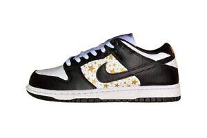 Supreme Nike SB Dunk Low Black Varsity Size 8.5 UK (9.5 US) *Confirmed order*