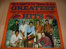 Herb Alpert & the Tijuana Brass - Greatest Hits - Album Vinyl Schallplatte LP