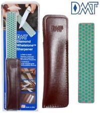 DMT Pocket Hone 4 X 7/8 Diamond Knife Sharpener Extra Fine Grit w/Leather Sheath